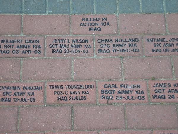 Walk Of Memories American Legion 201 Alpharetta Ga