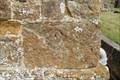Image for Cut Mark on Boddington's Parish Church, Upper Boddington, Northants.