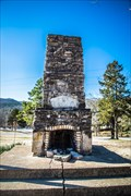 Image for CCC Barracks Chimney – Camp Smokey – Roaring River State Park
