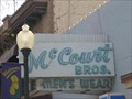 Image for McCourt Bros. Fashions - Tulare, CA