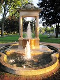 Image for Loomis Fountain - Broad Street Green Historic District  - Windsor, Connecticut