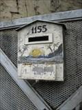 Image for Av Dr Arnoldo Painted Mailbox - Sao Paulo, Brazil