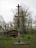 Image for Trail of Tears Totem Pole - Vienna, Illinois