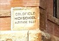 Image for 5632 Feet - Goldfield High School - Goldfield, NV