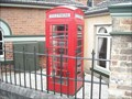 Image for Red Telephone Box, Former Post Office - Moss Vale, NSW