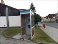 Image for Telefonní automat,  Plzenská ulice, Horaždovice, okres Klatovy, CZ