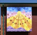 Image for Quilt Block Sundial, Burnsville NC