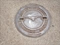 Image for City of Fort Worth Manhole Cover - Fort Worth Stockyards - Fort Worth, TX