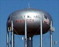 Image for Water Tower - Webb City, Missouri