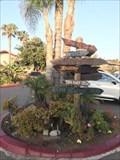 Image for Rockin' Baja Lobsert Bar & Grill Arrow Sign - San Diego, CA