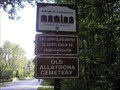 Image for The Old Allatoona Cemetery- Cobb County, GA