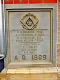 Image for 1909 - Masonic Hall - Red Lodge, MT