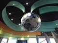 Image for Goddard Visitor Center Globe - Greenbelt, MD