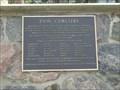 Image for Zion Cemetery - Brampton, Ontario, Canada