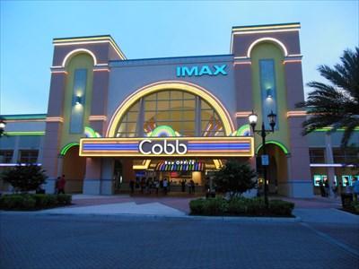 cobb lakeside village 18 cinemas amp imax lakeland fl