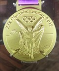 Image for Olympic Medals - Royal Mint - Llantrisant, Wales.