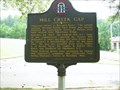 Image for Mill Creek Gap-GHM - 155-13 - Whitfield Co.