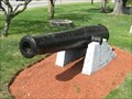 Image for Veterans of Foreign Wars Monument Cannon