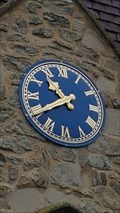 Image for Church Clock - All Saints - Cadeby, Leicestershire