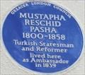 Image for Mustapha Reschid Pasha - Bryanston Square, London, UK