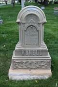 Image for Mabel Clark Monell - Cedar Cemetery - Montrose, CO