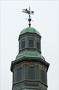 Image for St. Paul's Anglican Church Weathervane - Halifax, NS