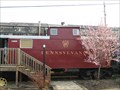 Image for Pennsylvania RR caboose - Titusville, PA