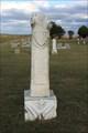 Image for Annie Havron - Addington Cemetery - Addington, OK