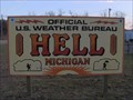 Image for Hell, Michigan
