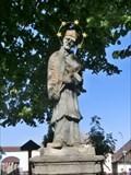 Image for St. John of Nepomuk // sv. Jan Nepomucký - Hartmanice, Czech Republic
