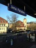 Image for Paradiesbahnhof - Jena/THR/Germany
