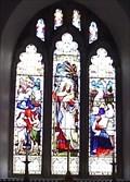 Image for Windows of Peter Tavy Church, Devon UK