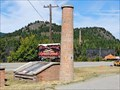 Image for BC Copper Company Smokestack Replica - Greenwood, BC