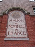 Image for Maison des Provinces de France - Cité Internationale Universitaire - Paris, France