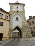 Image for Priestly Gate / Knezska brana, Zatec, Czech Republic