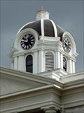 Image for Franklin County Courthouse Clock - Mount Vernon, TX