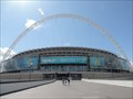 Image for LARGEST - UK Capacity Sports Stadium - Wembley Stadium, London, UK