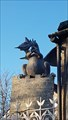 Image for Dragon Sculpture - The Highwayman Inn - Sourton, Devon