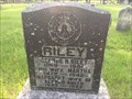 Image for George H. Riley - Mt. Hope Cemetery, Brantford, ON