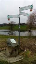 Image for Way Marker - Thürer Wiesen (1) between Kruft and Mayen, Rhineland-Palatinate, Germany