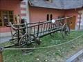 Image for Old Farm Waggon - Slatinany, Czech Republic