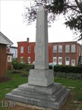 Image for Warren County WW I & WW II Monument - Front Royal, VA