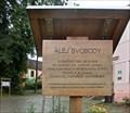 Image for The alley of liberty // Alej Svobody - Kožlany, Czech Republic