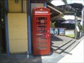 Image for Red Phone Box, Airlie Beach, Queensland, Australia