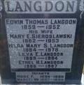 Image for 100 - Ethel H Langdon - Beechwood, Ottawa, Ontario