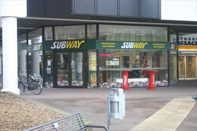 subway rheine germany subway restaurants on. Black Bedroom Furniture Sets. Home Design Ideas