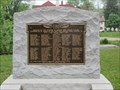 Image for Dawson-Lower Tyrone Township World War I Veteran's Memorial - Dawson, Pennsylvania