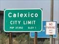Image for Calexico, CA - Pop 37,552