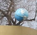 Image for Earth Globe -- 749 N Broadway St, Wichita KS
