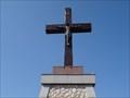 Image for Wooden cross Fumak - Porat, Krk, Croatia
